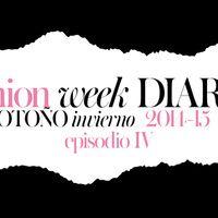 Fashion Week Diaries. Episodio IV