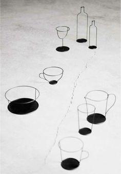 Vases by Nendo