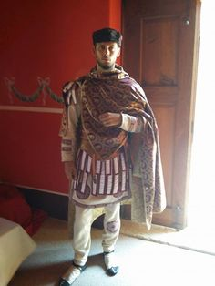 late 4th early 5th century Roman officer by Dux bellorum ~Amelianvs