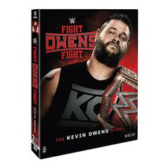 Fight Owens Fight: The Kevin Owens Story DVD - WWE US