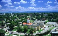 Maryville, Tn.  Lived in this wonderful small town for 40 years.
