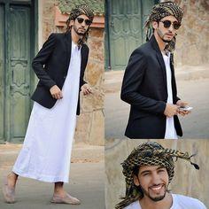 Zara Black, Ksa Tradetional Cloths ثوب Tawb   Dress, Palestinian Tradetional Cloths Cloared Palestinian Scarf