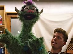 Puppet Kitchen Workshops: Make Puppets with the Masters. Adding to your puppet pinning spree, @Ross Fishkind Stone