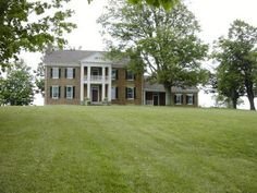 Kentucky: Garrard County - The Historic Governor William Owsley House