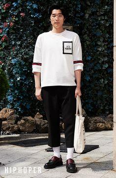 엄보현 > Street Fashion | 힙합퍼