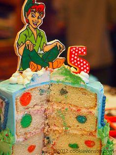 Петер Пан торт