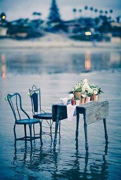 Un lugar especial para cenar o simplemente charlar #Valentine