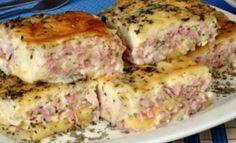 - Aprenda a preparar essa maravilhosa receita de Torta de Presunto e Queijo Delicia