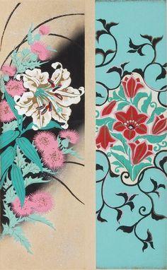 1939 The Japanese original antique woodcut by UkiyoeCosmosPlus