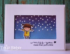Diary of an Inky Girl….: Miss You - another Mama Elephant card to share