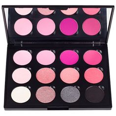 Coastal Scents Think Pink Interchangeable Eye Shadow Palette (PL-HP-03) ** You can get more details by clicking on the image. (This is an affiliate link) #Makeup
