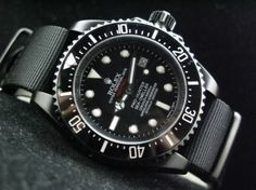 ROLEX SEA DWELLER DEEPSEA PRO-HUNTER