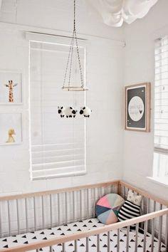 minimal nursery