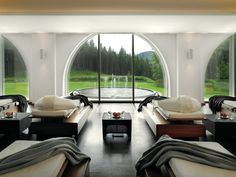 Win An Overnight For Two At Powerscourt Hotel With Spa Treatments