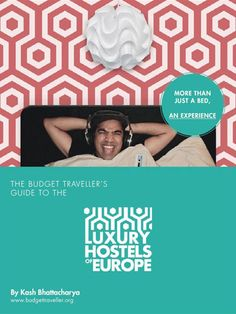 "Zum Download: Kostenloses E-Book ""Luxury Hostels of Europe"""