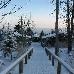 LeConte Lodge - Hiking to the lodge this Halloween