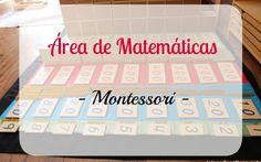 Área de Mateméticas (edades y materiales)