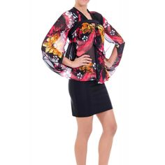 Rochie Sifon Print Floral Floral, Casual, Shopping, Florals, Flower, Flowers, Casual Clothes