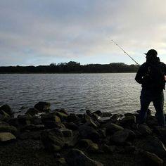 #apim_photography #fishing #mosslanding #ocean #carhartt #oakley #gopro #chillin #lowtide #elkornslough #mosslandinglocals #montereybaylocals - posted by Jesus Zepeda https://www.instagram.com/jza3962. See more of Moss Landing, CA at http://mosslanding.montereybaylocals.com