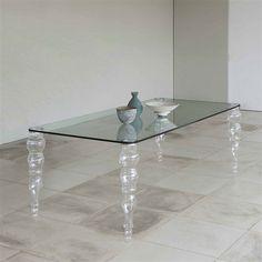Post Modern Rectangular Dining Table - Tom Faulkner