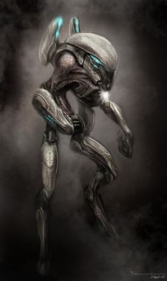 Falling Skies Design: Mech Concept by Jerad S Marantz Falling Skies, Death Note, Aliens, Star Trek, Supernatural, Sky Quotes, Sky Tv, Indie, Predator