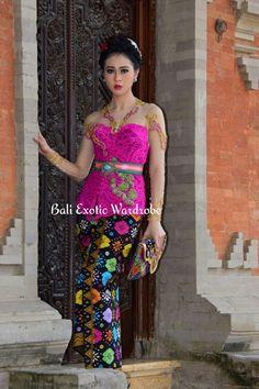 7 Most Inspiring Kebaya Brokat Bali Images Exotic Kebaya Brokat