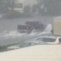 Island Way Tropical Storm Debby