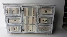 Pallet Tables / Chest of Drawers / Cabinets | 101 Pallets