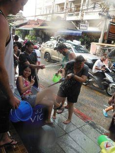 Surviving Songkran - d travels 'round