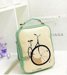 Young , Korean Style Trendy Backpack