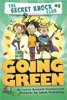 Can Agnes and her friends collect 1,050 milk cartons in time to make a recycled reading bench and spruce up the school yard to be a lustrious reading place? Louise Bonnett-Rampersaud, Adam McHeffey: Books