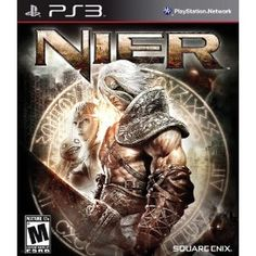 Nier [PlayStation 3 Action RPG, Square Enix Prequel to Nier Automata] Nier 1, Deutsche Girls, Videogames, Console, Latest Video Games, Pc Android, Gaming, Xbox 360 Games, Playstation Games