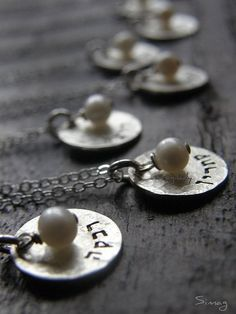 little tiny wish Romantic Wedding Jewelry gifts for your by Simag