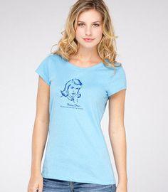 Nancy Drew tshirt (link to shop is dead, alas)