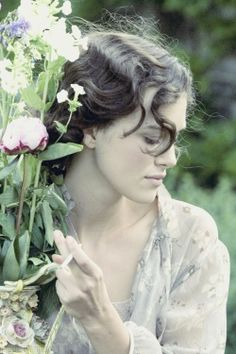 Keira Knightley, Cecilia Tallis - Atonement (2007) #ianmcewan #joewright