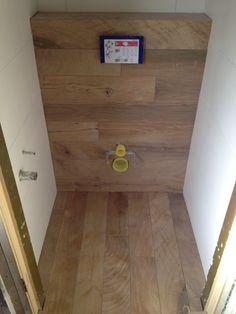 Houtlook vloertegels (Bussum) - Flevisteen
