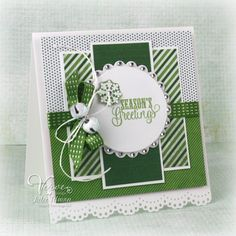 Season's Circles by Vervegirl - Cards and Paper Crafts at Splitcoaststampers
