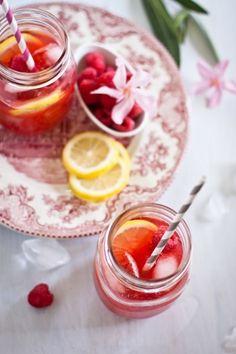 Raspberry Lemon Ice Tea 3