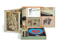 Marcel Duchamp, La boîte en valise, 1936-1941