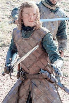 Jon Snow saison 6: spoiler, forcé     ment!    Young Ned