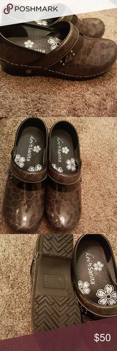 💫🎈 SALE!!! Nursing Shoes 🎈 💫 Koi by Sanita only worn once  This is a great deal! Final sale price. Koi by Sanita  Shoes Mules & Clogs