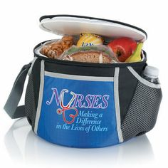 Nurses Making A Difference In The Lives Of Others Daytona Insulated Lunch Bag Promotionalgifts