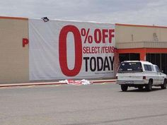 0% Off Selected Items