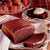 chocolate fudge cake - would be awesome as mini cupcakes.