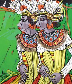 Krijono Indonesian art