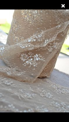 Beautiful golden overlay with sparkly details