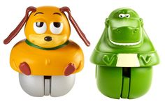Toy Story Zing Ems Rex and Slinky Dog