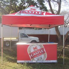 The best way to set up your brand's area at a promotional event is with custom pop-up tents. ExpandaBrand has world-class options for portable canopies. Portable Canopy, Half Walls, Pop Up Tent, Promotional Events, Tents, Gazebo, Atlanta, Sign, Teepees