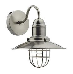 Terrace Vintage Style Wall Light In Antique Chrome Finish Dar Lighting Lighting Copper Wall Light, Copper Lighting, Flush Lighting, Dar Lighting, Vintage Lighting, Wall Sconce Lighting, Wall Sconces, Decorative Ceiling Lights, Contemporary Wall Lights