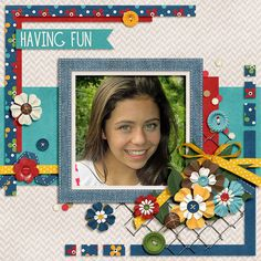 Layout created using Discovery Zone by Connie Prince. Part of the August 2014 Scrap Pack. http://scrapstacks.com/scrappack/